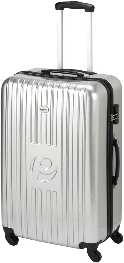 97 liters Silver Metallic 78 cm Silver Princess Traveller Florida Lightweight Hand Luggage
