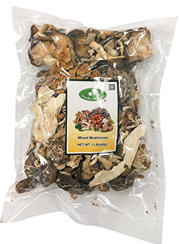 Mushroom House Dried Mushrooms, Mixed, 1 - Mixed Mushrooms Forest