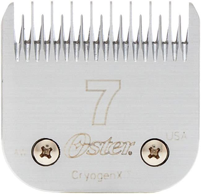 Oster Skip Tooth Detachable Pet Clipper Blade, Size 7 (078919-056-005)