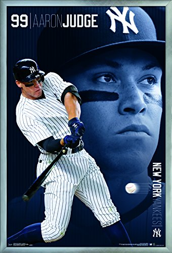 Trends International New York Yankees-Aaron Judge Clip Bundle Wall Poster 22.375 x 34 Multi