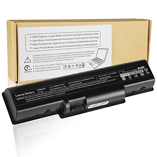 Futurebatt 5200mAh Notebook Laptop Battery For Gateway NV52