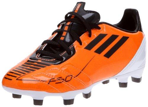 adidas Unisex-Kinder Sport, Orange/Noir/Blanc, 37 EU