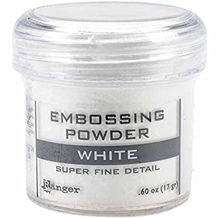 White Embossing Powerder