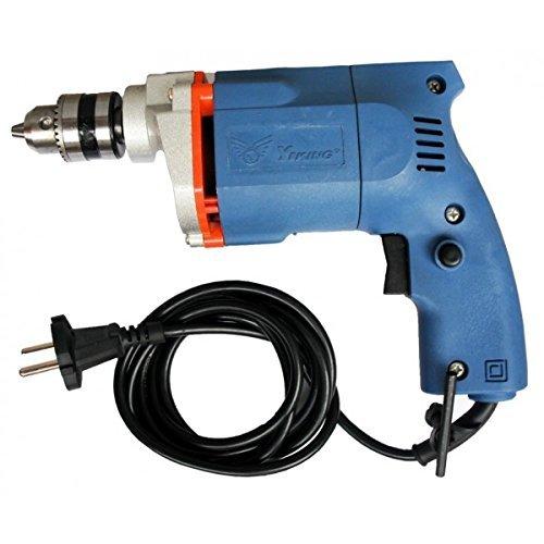 Fun N Shop -Powerful Electric Drill Machine 10Mm - 2600 Rpm, 300W 220V- 50Hz-Yiking Brand