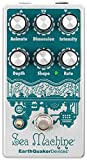 The Sea Machine is a chorus pedal with ultimate control over parameters rarely seen in a chorus. A hybrid of digital and analog circuitry with a slightly extended delay time allows it to really stand out and shimmer. The heart of the Sea Machine is a...