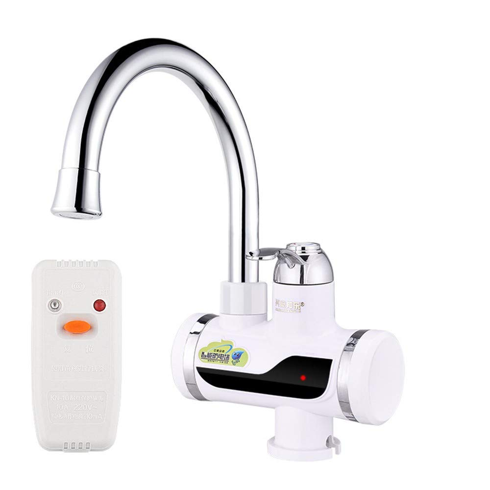 Electric Heating Steel Stainless Of Heating Faucet Electric