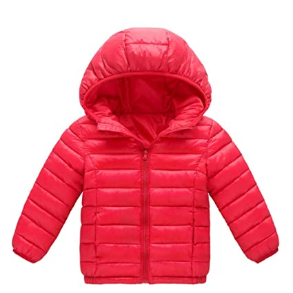 53b976cc3 Amazon.com: Little Kids Winter Warm Coat,Jchen(TM) Clearance! Baby ...