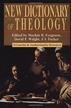 New Dictionary of Theology 0851106366 Book Cover