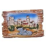 Decorative Bangalore Palace Fridge Magnet Refrigerator Souvenir Collectible Gift