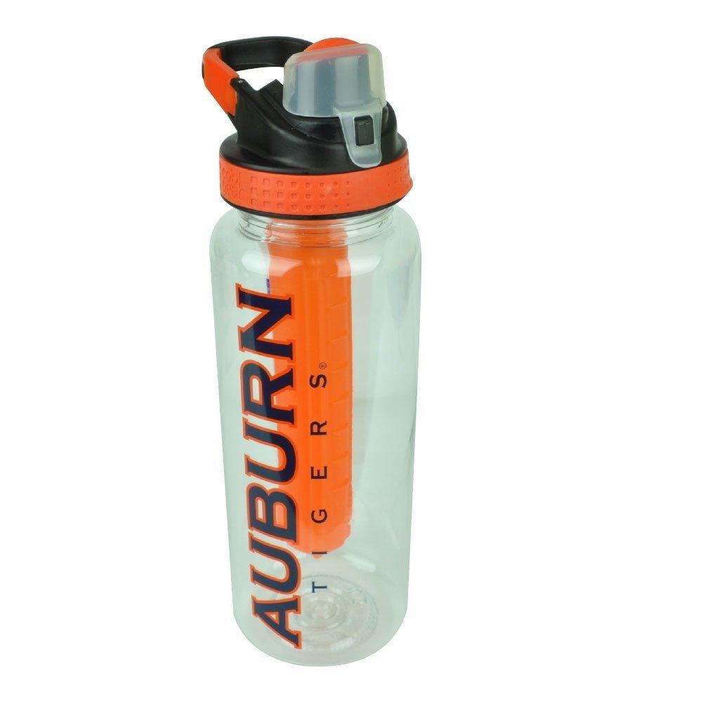 NCAA Auburn Tigers 32 oz Cool Gear Ez Freeze Tritan Water Bottle