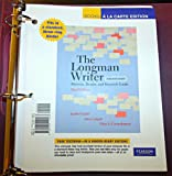 The Longman Writer : Rhetoric, Reader, and Research Guide, Brief Edition, Books a la Carte Edition, Nadell, Judith and Langan, John, 0205114466