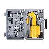 Toolsempire Pneumatic Air Hydraulic Pop Rivet Gun Riveter Riveting Tool Kit