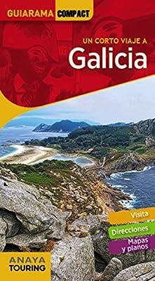 Galicia (GUIARAMA COMPACT - España): Amazon.es: Anaya Touring, Pombo Rodríguez, Antón: Libros