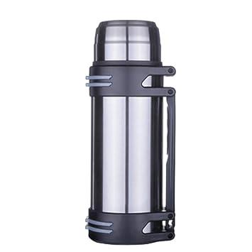 LJSHU Deportes al Aire Libre Botella de Agua Acero ...