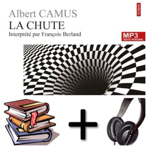La chute Audiobook PACK [Book + 1 CD MP3] (French Edition) ebook