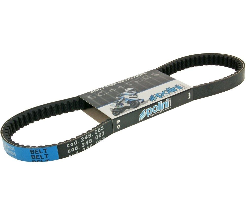 Courroie POLINI SPEED Belt pour Honda Zoomer Ruckus, Homme