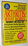 img - for Arthritis: What Works book / textbook / text book