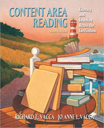 Amazon.com: Content Area Reading: Literacy and Learning Across the ...