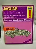 Haynes Jaguar E Type 3.8 & 4.2 Owners Workshop Manual No 140: 1961 1972 (Haynes Owners Workshop Manuals)