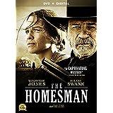 The Homesman [DVD + Digital]