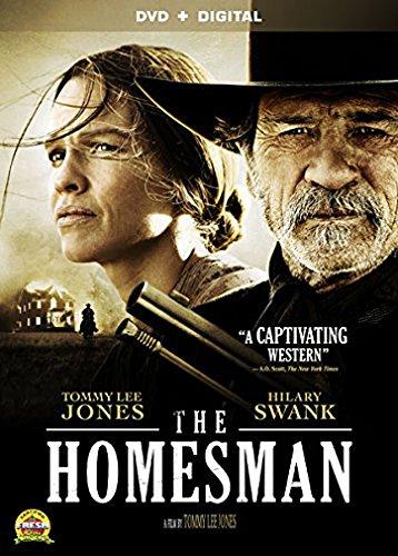 DVD : The Homesman (DVD)