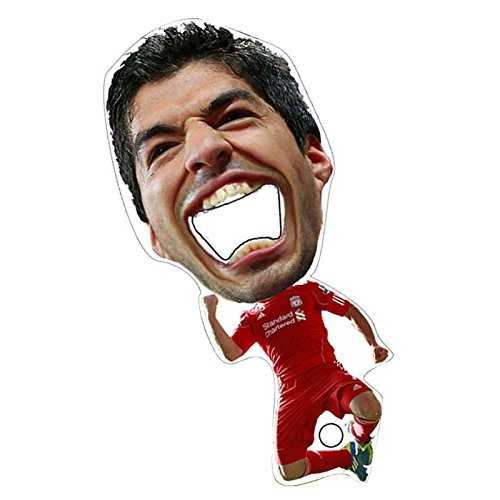 """Osko® 2014 Brazil World Cup Opener,the Luis Alberto Suarez Opener,made of Stainless Steel,vivid """"Bite You"""" Image,ideal World Cup Souvenir and Fun Kitchen Decoration (Real Model Style)"""