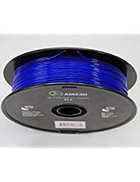 1,75 mm Azul Oscuro PLA 3d Printer Filament 1 kg Spool (2.2 lbs) Dimensional precisión +  0,03 mm