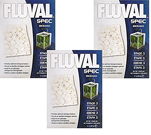 Fluval SPEC Biomax - 2.1 ounces (3 Pack) ()