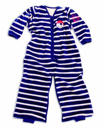 Baby Boum – 6 – 24 meses suave Micro polar Fleece Saco de dormir en Funky