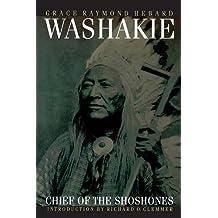 Washakie, Chief of the Shoshones