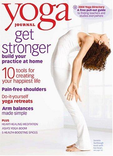 Yoga journal amazon magazines solutioingenieria Images