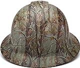 Pyramex Ridgeline Full Brim Hard Hat, 4-Point