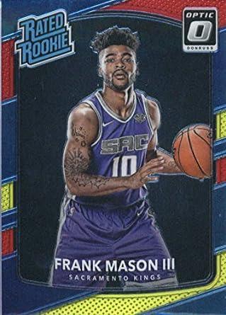 2017-18 Donruss Optic Basketball FAST BREAK PRIZM Rated Rookie Pick Your Card RC Verzamelingen