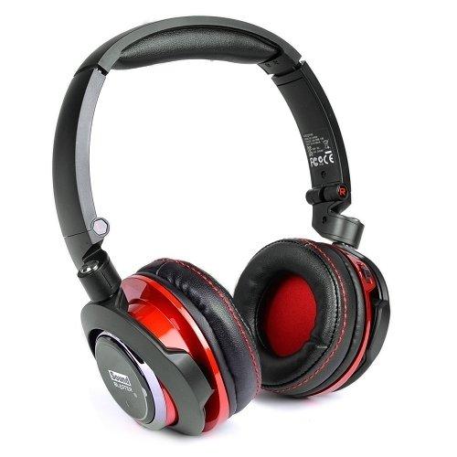 Creative Labs Sound Blaster EVO Gaming USB Headset, Black/Red - Evo Black Tree