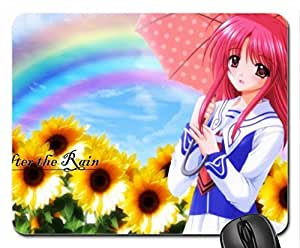 After the Rain Mouse Pad, Mousepad (10.2 x 8.3 x 0.12 inches)