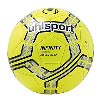 Uhlsport Infinity 290 Ultra Lite Soft Ball Fussball Fluo