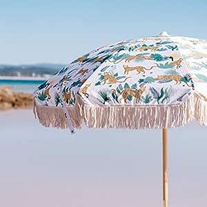 Swinging Safari Beach Umbrella Women's by Bamboo Bungalow