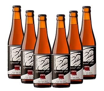 Cervezas Enigma - Special Ale - 6 botellas x 0,33 L: Amazon.es ...