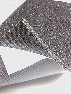 Espuma de aislamiento acústico adhesiva, para la insonorización (100 x 50 cm x h)