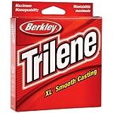 Berkley Trilene XL Smooth Casting Monofilament 300 Yd Spool(14-Pound,Low-Vis Green)