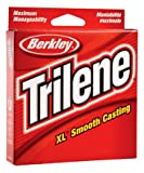 Berkley Trilene XL Smooth Casting Monofilament 300 Yd Spool(20-Pound,Low-Vis Green)