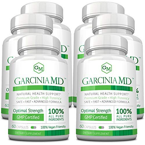 Garcinia MD - 3 Bottles by Approved Science (Image #4)