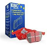 #2: EBC Brakes DP32170C EBC Redstuff Ceramic Low Dust Brake Pads EBC Redstuff Ceramic Low Dust Brake Pads