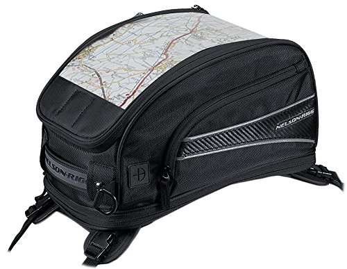 Find Bags Accessories (Nelson-Rigg CL-2015-ST Black Strap Mount Journey Sport Tank Bag)