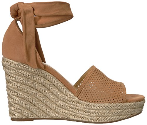 Sandal Splendid para Wedge Bentley mujer tan EHwHPx8qr