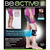 Be-Active Brace Acupressure Pad Dolor de espalda Ciática
