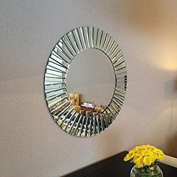 Buy Living Room Mirrors Online At Low Prices In India