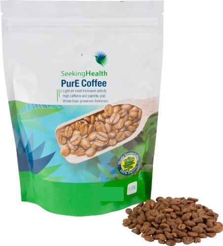 Organic Coffee Roasted Seeking Health