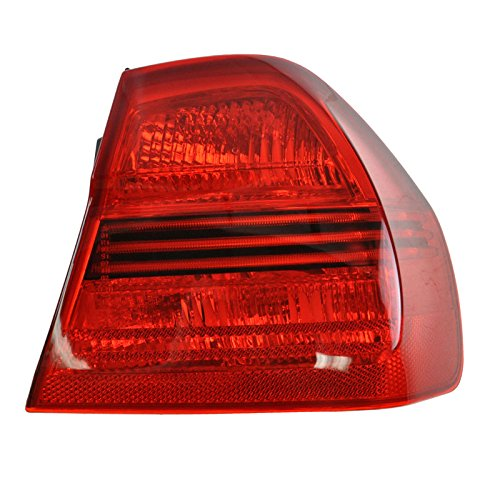 Outer Rear Brake Light Taillight Lamp Right Passenger for 06-08 3 Series Sedan
