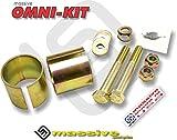 Massive Speed OMNI-KIT Conversion Ford Focus Front Strut Adapter Kit